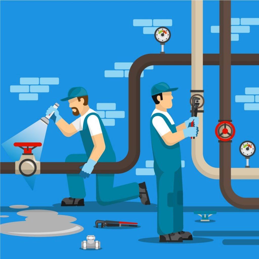 plumbing-work